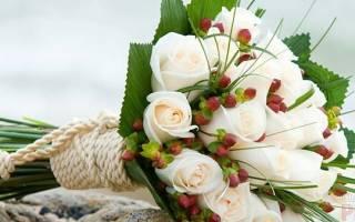Белая роза цветок